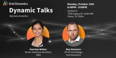 "Dynamic Talks: Dallas ""Big Data Analytics"" tickets"