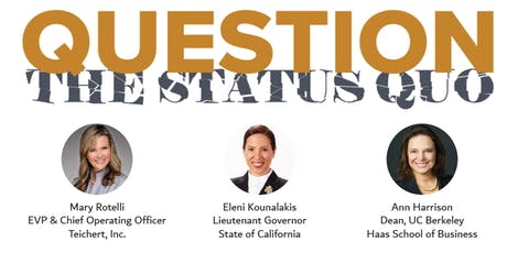 3rd Annual CALpital Connections: Question the Status Quo tickets
