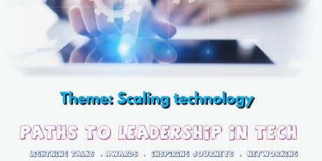 Paths to Leadership in Tech tickets