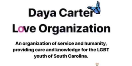 Daya Carter Love Organization  Benefit Concert tickets