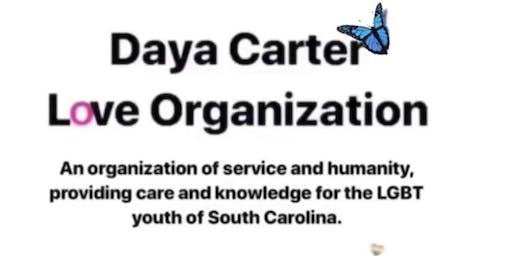 Daya Carter Love Organization  Benefit Concert