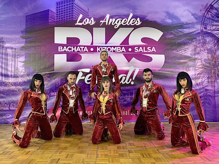 Los Angeles BKS Festival - September 10 - 13, 2020 image