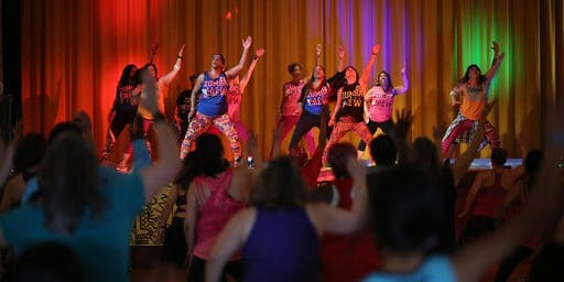 Zumbathon for Charity:  Save Lake Merritt Dance