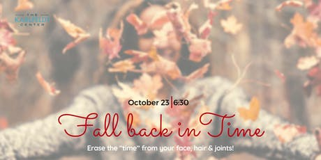 Fall Back in Time tickets