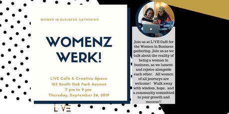 WOMENZ WERK! tickets