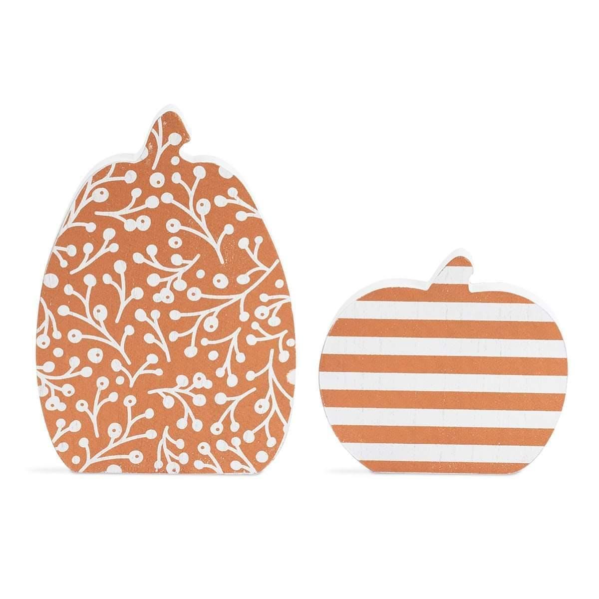 Pumpkin decor create and take