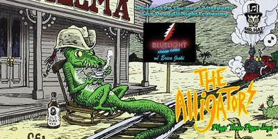 Alligators Pigpen Tribute + Bluelight Cheap Hotel w/ Erica Jeski