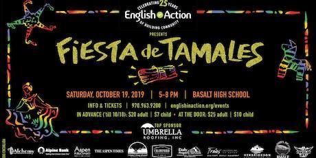 Fiesta de Tamales tickets