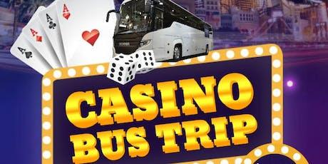 Casino Party Bus-Sherwood Fireballs 14U Engels Team tickets