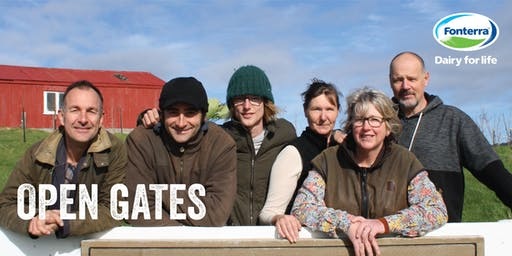 Fonterra Open Gates - Organic Durham Farms, Waipu