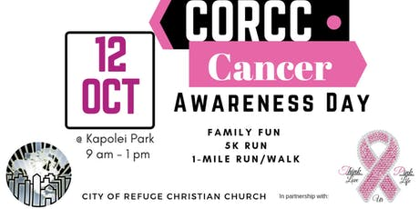 CORCC Cancer Awareness Day tickets