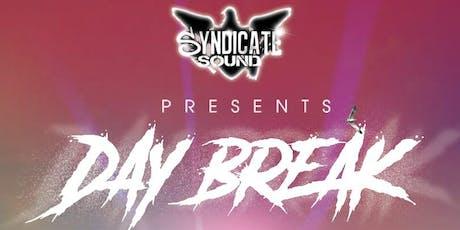Syndicate Sounds: DayBreak: Pre-Carnival Breakfast Fete tickets