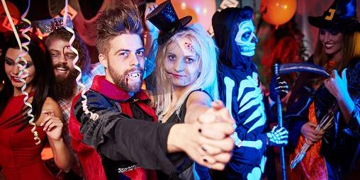 Halloween Singles Costume Party