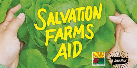Salvation Farms Aid tickets