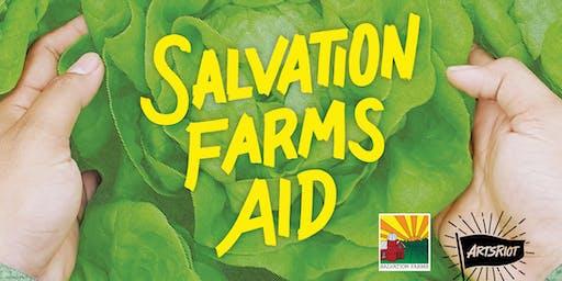 Salvation Farms Aid