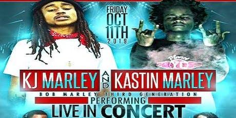 Bob Marley Third Generation Performing Live tickets