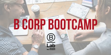 B Corp Boot Camp (Christchurch) October 2019 tickets