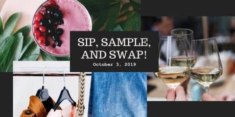 Sip, Sample and Swap tickets