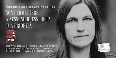 Serata Gratuita -  7° PIANO - La storia di Åsa Grennvall