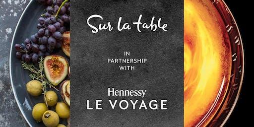 Hennessy Le Voyage with Sur La Table (Alpharetta)