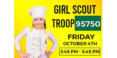 Private Class: Girl Scout Troop 95750 (2019-10-04 starts at 3:45 PM)
