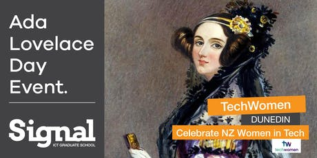 Dunedin TechWomen - Ada Lovelace Day Event tickets