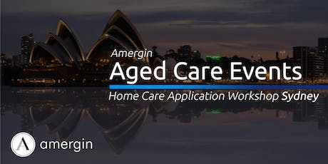 Home Care Application Workshop tickets