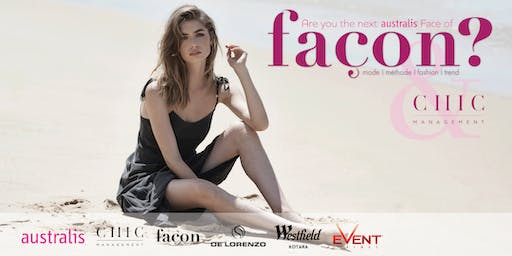 The Australis Face of Façon Finalist Runway