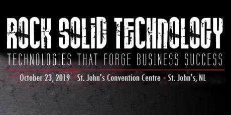 Rock Solid Technology 2019 tickets