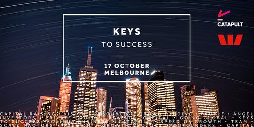 Keys to Success - Melbourne October 2019