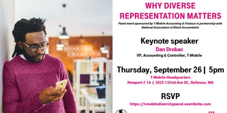 T-Mobile presents: Why Diverse Representation Matters? tickets