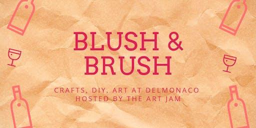 Blush and Brush September