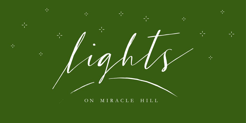 Free Christmas Lights.Lights On Miracle Hill My Christmas Story Free Christmas