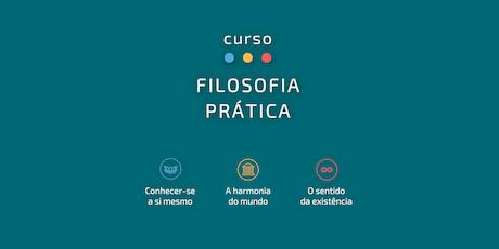 Curso de Filosofia Prática - Açores bilhetes
