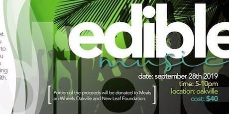 Edible Music tickets