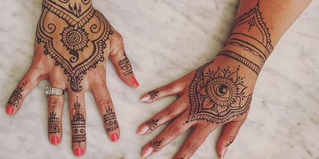 The Art of Henna tickets