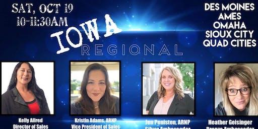 Iowa Regional -  Q sciences