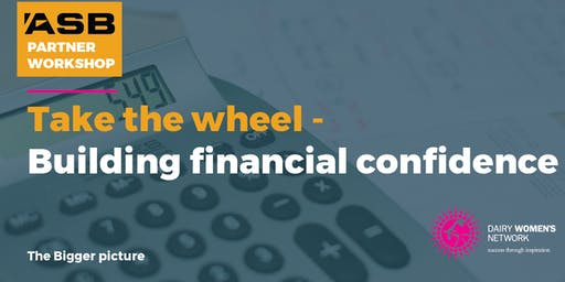 RODNEY –  TAKE THE WHEEL – BUILDING FINANCIAL CONFIDENCE