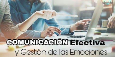 Comunicación Efectiva y Gestión de las Emociones entradas