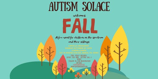 Autism Solace Welcomes Fall