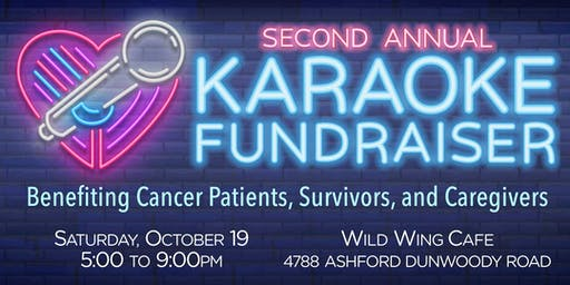 2nd Annual Karaoke Fundraiser