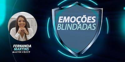 Palestra: Emoções Blindadas 30 de outubro