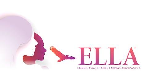 ELLA™ taller: Bienes Raices tickets