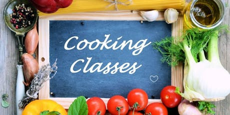 Cooking with Sizzle! Cooking Classes tickets