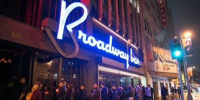 Latin & Hip-Hop Night on Broadway Bar DTLA