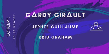 G∆RDY GIR∆ULT at ConceptNYC tickets