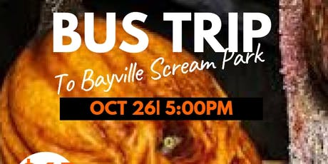 Halloween bus trip  tickets