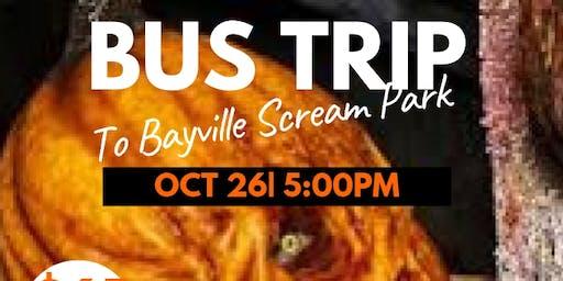 Halloween bus trip