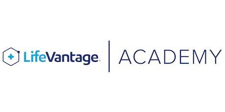 ONLINE LifeVantage Academy - NOVEMBER 2019 tickets