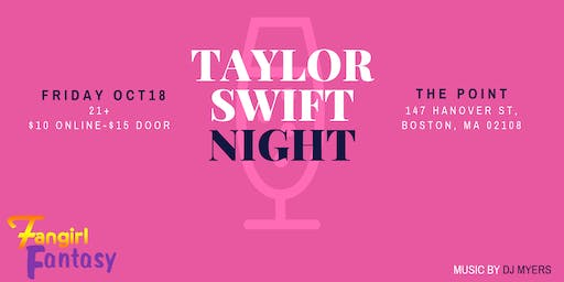 Taylor Swift Night